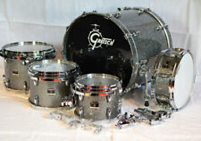 Gretsch Renown Maple RNE825SS Shellset Silver Sparkle - SHOWROOM