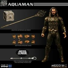 MEZCO TOYZ  ONE:12 COLLECTIVE JUSTICE LEAGUE AQUAMAN