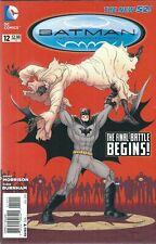 BATMAN INCORPORATED #12 (2013) DC COMICS V/F+