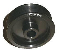 """3.00"""" MagnachargerRadix Style 6 Rib Supercharger Pulley  04/08 Ford F150 Trucks"""