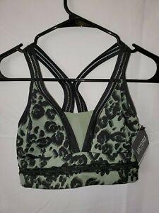 Victoria Secret Sports Bra Size Extra Small Extra Petite Black, Grey, Green NEW