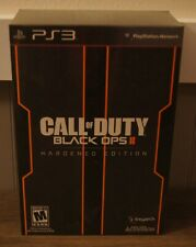 New! Call of Duty: Black Ops 2 [Hardened Edition] (Sony PlayStation 3, 2012)