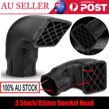 AU 3.5 INCH SNORKEL AIR RAM HEAD 85MM For SAFARI AIRFLOW ALL BRAND REPLACEMENT