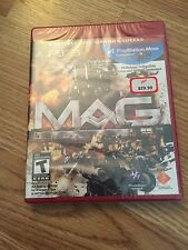 Mag PlayStation 3 PS3 Game Brand New Sealed MT1