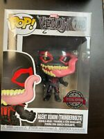 FUNKO POP Agent Venom Thunderbolts Special Edition
