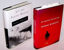 Cormac McCarthy TWO Great Books/ Movies - Rare Set