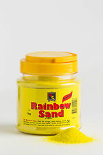 Coloured Unity Sand - YELLOW 1 Kg