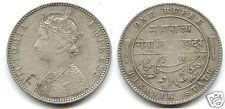 INDE-BIKANIR VICTORIA ROUPIE ARGENT 1892 !!!!!!!!!