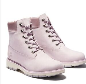 Timberland WOMEN'S LUCIA WAY 6-INCH WATERPROOF BOOTS Size 9.5