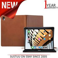 "Twelve South Journal for 12.9"" iPad Pro Leather Protective Case Keyboard Storage"