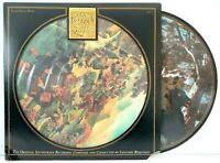 Lord Of The Rings Picture Disc Soundtrack Leonard Rosenman LP Vinyl Record Album