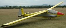 R-26 Gobe Rubik Hungary Glider Airplane Wood Model Replica Small Free Shipping