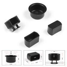For Dodge Ram&Ford F Series Trucks Tailgate Hinge Pivot Bushing Insert Kit Black