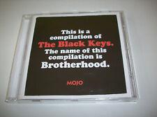 THE BLACK KEYS - BROTHERHOOD - MOJO Promo CD
