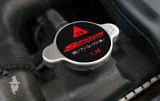 Spoon Sports Radiator Cap Sticker - Honda Civic Type D JDM Integra