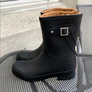 NEW Chooka Women's Delridge Waterproof Mid-Calf Boots Black - Pick Size