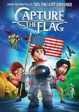 CAPTURE THE FLAG (DVD, 2016)