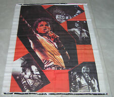 Michael Jackson 110x86 cm Huge Flag Poster Banner official Original 1990s