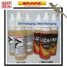 Sealed The Killer 15Ml Best Lizard Insect Repellent Poison Pest Control Get Rid