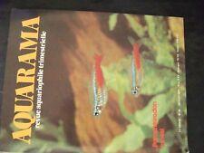 **fe Revue Aquarama n°39 Paracheirodon innesi / Apogon imberbis