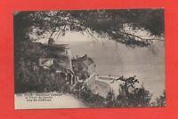 NICE - Escalier Lesaps et la tour Bellande vue du château  (J6849)