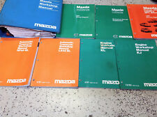2001 Mazda Millenia Service Repair Workshop Shop Manual SET Factory OEM W EWD +
