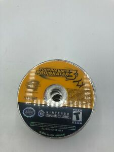 Nintendo GameCube Disc Only Tested Tony Hawk's Pro Skater 3