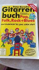 📚 Peter Bursch's Gitarrenbuch: Folk, Rock, Blues & Rag, Taschenbuch