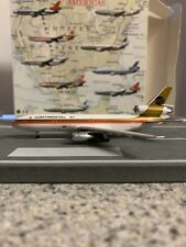 Aero500 scale diecast model Continental DC-10 Commercial Airliner N12061