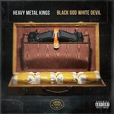 Heavy Metal Kings - Black God White Devil [New Vinyl LP]