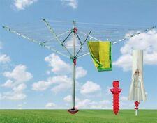 Blome Wäschespinnen-Set Idea poliert Wäschespinnen-Set IDEA Wäschespinnen