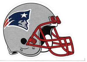 (20) New England Patriots NFL Helmet Vending Machine Stickers