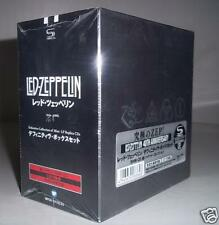 LED-ZEPPELIN Collection 12 CD MUSIC BOX SET BRAND NEW SEALED FREE SHIPPING