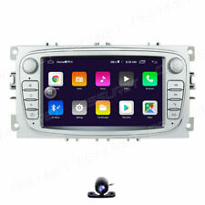 """7""""Android10 Car Radio Stereo For Ford Focus Mondeo Galaxy Kuga C/S MAX Galaxy-S"""