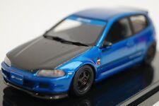16S08-02 onemodel 1:43 Honda Civic EG 6 Spoon Blue