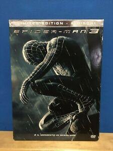 Spider-Man 3 - Limited Edition - 2 DVD + Booklet - Numerata 3000 Copie