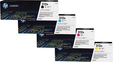 4x Original TONER HP 312A für LaserJet Pro M476DN M476DW M476NW Drucker im Set
