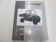 2002 Polaris Series 10 Ranger 2x4 & 4x4 Service Repair Repair Workshop Manual Ne