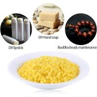 50g 100% Organic Natural Pure Beeswax Pellets Honey Cosmetic Grade Perfect