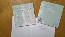 Paperlink To a Special Sister in Law Champagne Birthday Card 16cmx16cm RRP £2.25