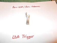 Para-USA LDA Trigger ( Serrated), Nickle, New Old Stock