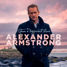 Alexander Armstrong : Upon a Different Shore CD (2016) ***NEW*** Amazing Value