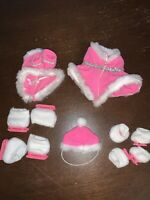 Vintage 1980s My Little Pony Snow Angels Outfit By Hasbro