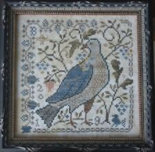 The Last Ripe Berries - Loose Feathers For the Birds #9  Blackbird Designs New
