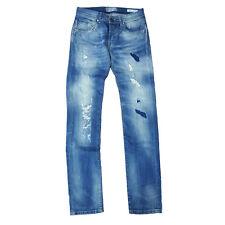 Pantalone Jeans STAFF J819 Fifty Four 29 31 32 33 slim fit uomo man