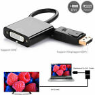 NEW DisplayPort  DP Male to DVI  Female Adapter Cable Converter for Laptop PC