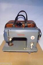 alte Nähmaschine Kopf Oberteil Veritas mit Tasche