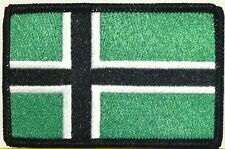 VINLAND Flag Patch with VELCRO® Brand Fastener NORWAY Tactical Emblem  #01