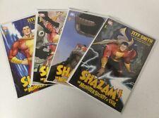 Shazam Monster Society Of Evil 1-4 NM Near Mint Dc Comics A43