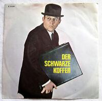 """Vinyl 7"""" - RALF BENDIX - Der schwarze Koffer / Sag mir deine Sorgen"""
